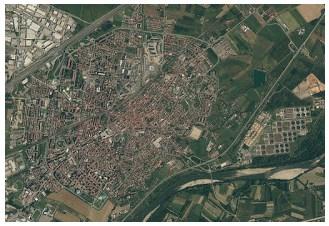 Pola Keruangan Wilayah Kota