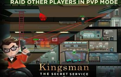 Kingsman – The Secret Service 1.9 Apk + Mod for android