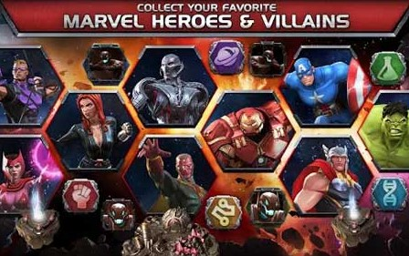 Marvel Contest of Champions 24.1.1 Apk + Mod (God mode,Damage)