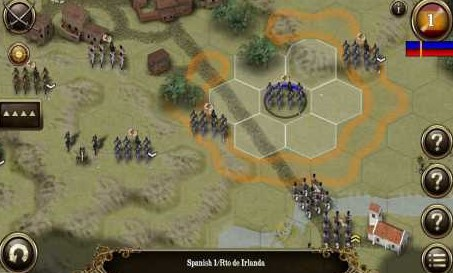 Peninsular War Battles 1.1.0 Apk + Mod (Unocked)